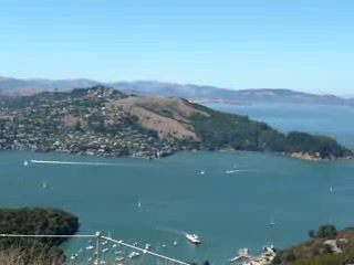 ‪‪Tiburon‬, كاليفورنيا: 360º of San Francisco Bay‬