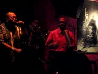 Jazz Zone: Video at the jazz club