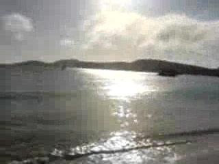 Whitsunday Island, Australia: Whitehaven Vid