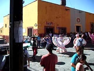 San Miguel de Allende, México: Parade!