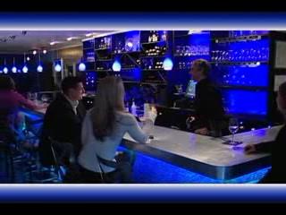 SeaBlue Restaurant & Wine Bar: SeaBlue Tapas Restaurant, Myrtle Beach, South Carolina Video 1