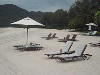 تانجونج رهو ريزورت: Tanjung Rhu Beach