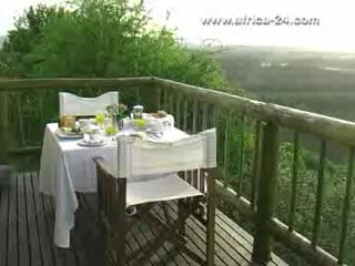 Africa Travel Channel Video - Hitgeheim Country Lodge - South Africa