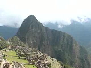 Священная Долина, Перу: Machu Picchu Video!