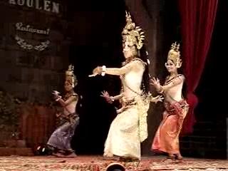 Siem Reap, Cambodia: Apsara Dancer