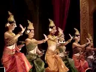 Siem Reap, Cambodia: Apsara Dancers