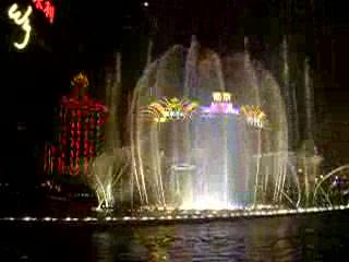 Wynn Macau: Wynn water show