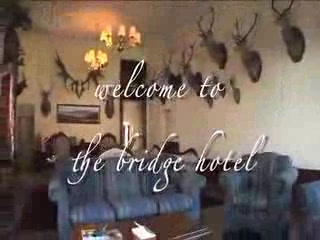 Scottish Highlands, UK: My trip to the Bridge Hotel