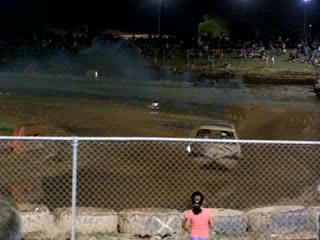 Hidden Valley Motor Sports Complex : Mud race doris