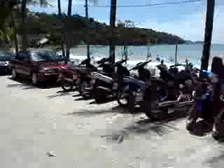 Tuk Tuk into Patong