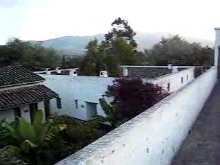 Sunset Hacienda Cusin