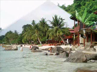Pulau Perhentian Kecil, Malezja: Perhentian Island  (Pulau Kecil)