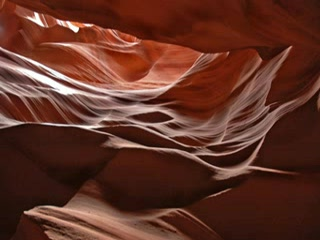 Antelope 'slot' Canyon Page Arizona