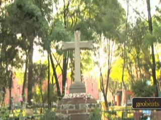 Mexico City, Mexico: Coyoacan