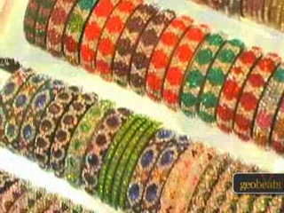 New Delhi, India: Bangles
