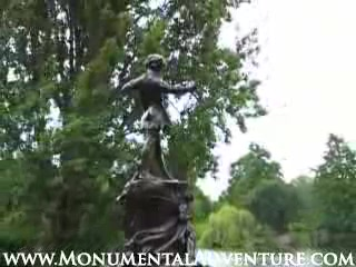 Λονδίνο, UK: Peter Pan Statue - London UK