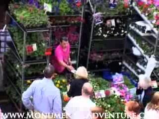 Λονδίνο, UK: Columbia Road Flower Market - London UK