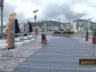Hong Kong, Chine : Avenue of Stars