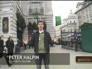 لندن, UK: Piccadilly Circus
