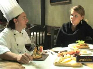 Μεντόζα, Αργεντινή: Azafran Restaurant