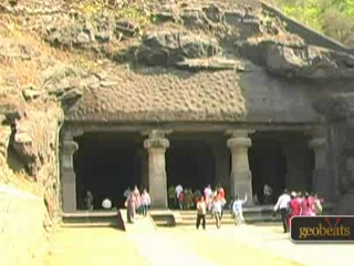 Maharashtra, India: Elephanta Caves