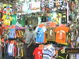 Mumbai (Bombay), India: Fashion Street