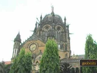 Mumbai (Bombay), Indien: Historic Architecture