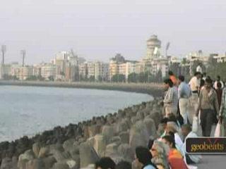 Mumbai (Bombay), Indien: Marine Drive