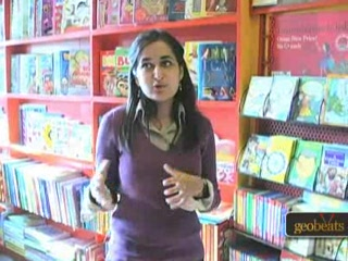 New Delhi, Indien: Full Circle Bookshop