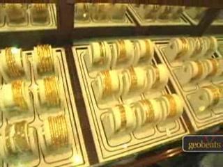 New Delhi, Indien: Jewellery Market