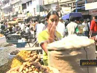 National Capital Territory i Delhi, Indien: Spice Market