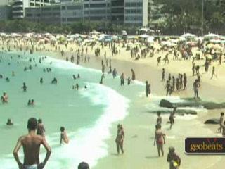 Ipanema Beach: Beach Sports