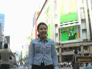 Tokyo, Japan: Ginza