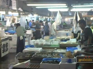 Chuo, Japan: Tsukiji Fish Market
