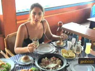 Valparaiso, شيلي: Chilean Restaurant