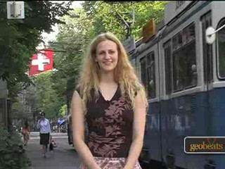 Zurych, Szwajcaria: Bahnhofstrasse