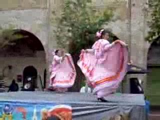 Guadalajara, Messico: El baile jaliscense
