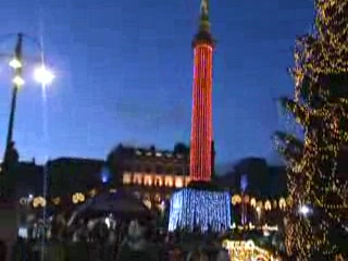 Glasgow, UK: Merry Christmas!!!