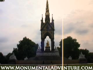 Londyn, UK: Albert Memorial - London UK