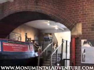 Londra, UK: Canal Museum - London UK