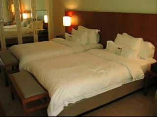The Westin Melbourne : Westin Melbourne Hotel Room