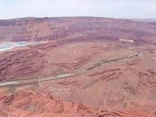 Parque Nacional Canyonlands, UT: Canyonlands-  Needles & Anticline Overlooks