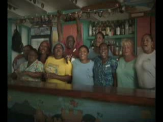 Jost Van Dyke: The Soggy Dollar Bar
