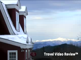 Snowvillage Inn: Snowvilage Inn, Snowvillage, New Hampshire-Travel Video Review
