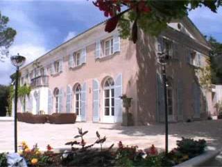 Villefranche-sur-Mer, Prancis: Domaine du Mont Leuze