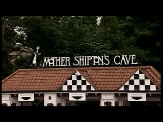Knaresborough, UK: Mother Ship[ton's TV Add