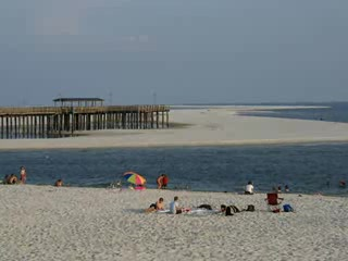 This is Dauphin Island