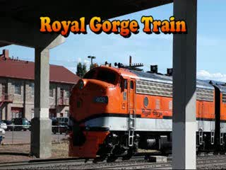 Canon City, CO: Royal Gorge Train Journey