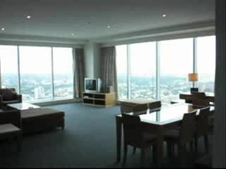 Meriton Suites World Tower Sydney Apartment At