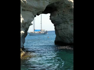Cyclades, Greece: Magical Milos